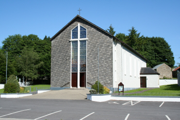 St. Brigid's Church.