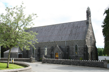 St. Patrick's Church, Dromahair.